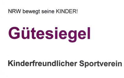 TuS erhält Gütesiegel des Landes NRW