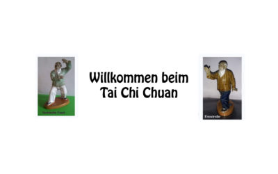 Willkommen beim Tai Chi Chuan